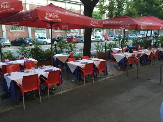 San carlo di wasef saad milano ristorante recensioni - Piscina san carlo milano ...