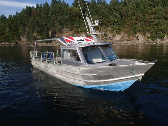 Nanaimo Dive Outfitters: The Shepherd
