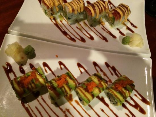 Dao Fusion Cuisine & Lounge: Sushi
