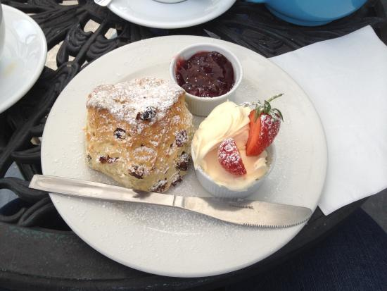 Olives Cafe : oh look at how scrummy this is!!!!!