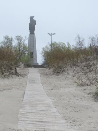 Monument to Mariners Lost at Sea