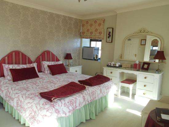East Hook Farm & Country House : Lovely comfy beds
