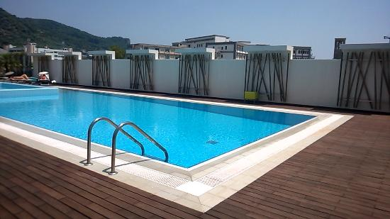 Hotel Novotel Salerno Est Arechi: la piscine