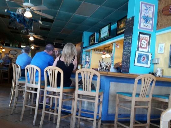 Hurricane Hank's: Das Lokal.