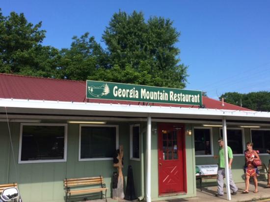 Italian Restaurants Near Young Harris Ga