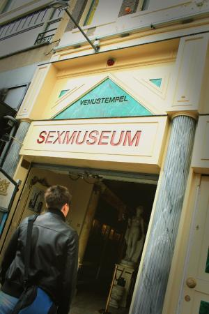 Секс музей в амстердаме экспонаты