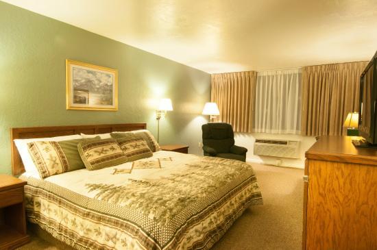 Venture Inn: Deluxe Queen Room