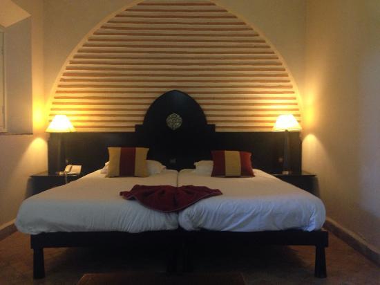 La rotonde fotograf a de club med marrakech la palmeraie for Chambre 0 decibel