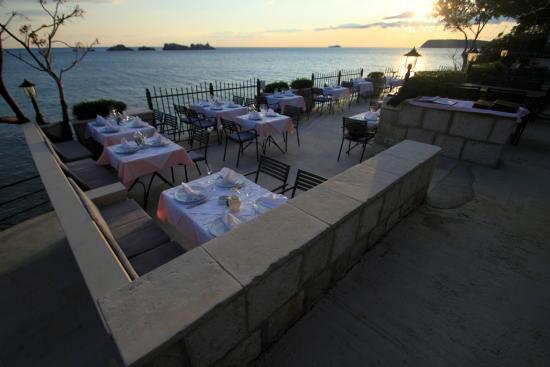 Restaurant Levanat: Terrace