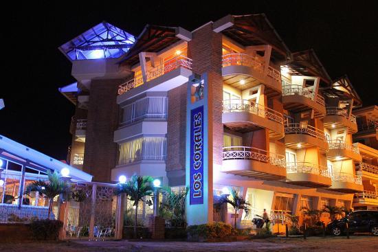 San Andres de Tumaco, Colombia: Habitaciones con vista al mar