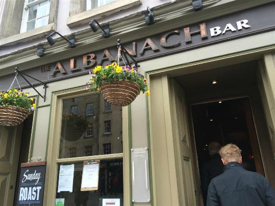 The Albanach