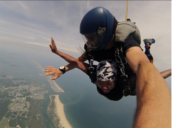 Skydive OC: Jumping with Josh!