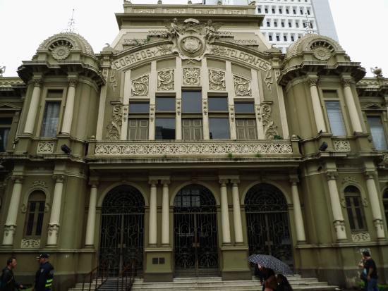 Correos de Costa Rica: Edificio de Correos, San José Costa Rica
