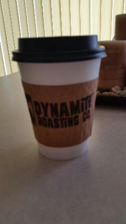 Dynamite Roasting Company: Awesome