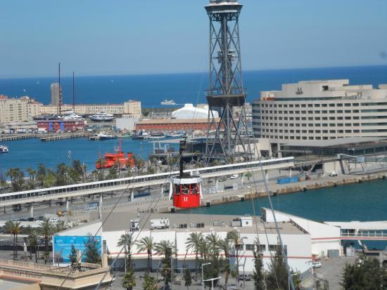 Transbordador Aeri Del Port : Cable cars