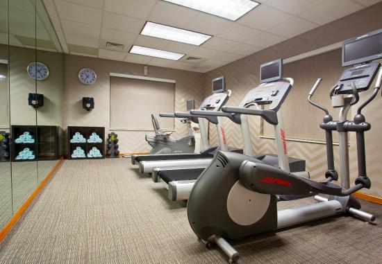 Residence Inn Pittsburgh Airport Coraopolis : Fitness Center