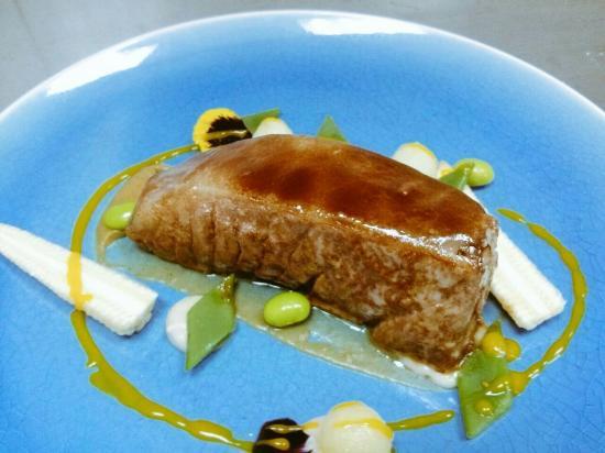 La Solana Restaurant: Ventresca de atún de almadraba
