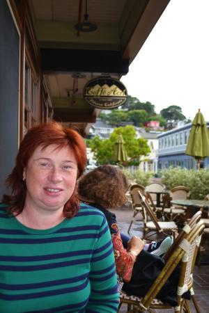 Caffe Acri: На летней веранде