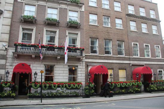 The Chesterfield Mayfair Hotel London England