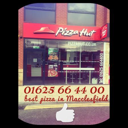Pizza Hut Store Picture Of Pizza Hut Macclesfield