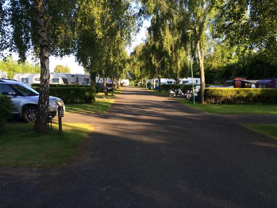 Camac Valley Tourist Caravan and Camping Park: Camac Valley