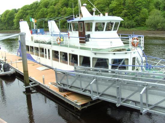 Ντόνεγκαλ, Ιρλανδία: Donegal bay Waterbus