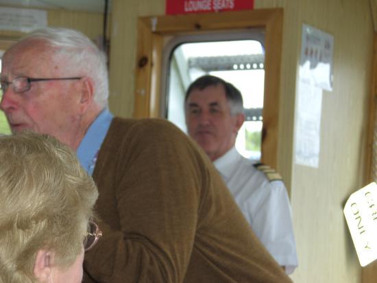 Ντόνεγκαλ, Ιρλανδία: Elderly gentleman Doing His Moves