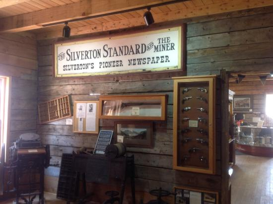 San Juan County Historical Society : A museum that has so much to offer.....if you visit Silverton you must go !!!