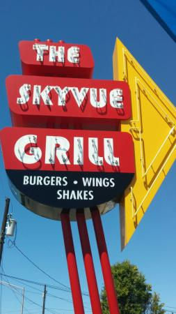 The SkyVue Grill