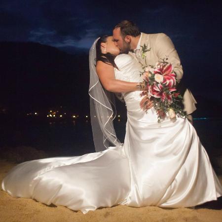Vallarta Adventures Las Caletas Beach Hideaway Bride And Groom Post Wedding