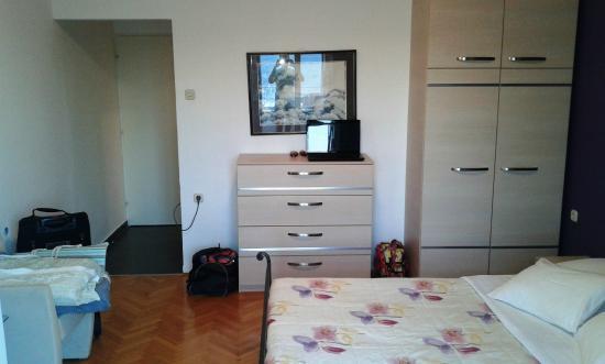 Guest House Plava Laguna Hvar : Pokój nr. 1