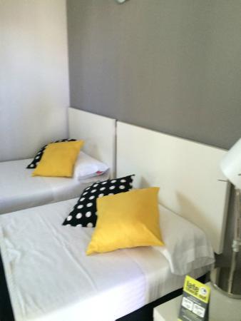 Sercotel Hotel Togumar: 1st Room