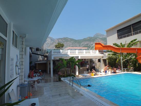Endam Hotel: otel