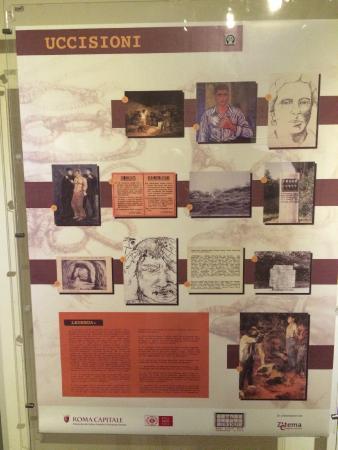 Museo Storico della Liberazione: exhibit