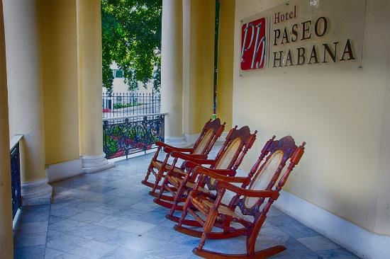 Hotel Habana Paseo