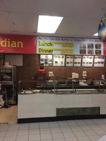 All in One Restaurant Indian Buffet