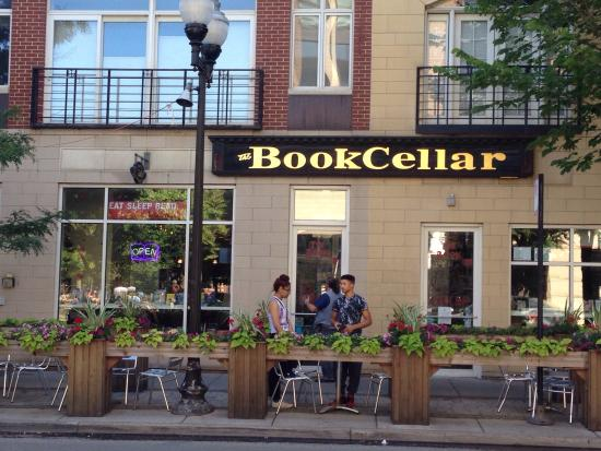Image result for The Book Cellar