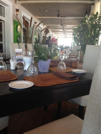 Ресторан внутри