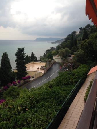 Monti e Mare Apartments: Billed fra vores balkon