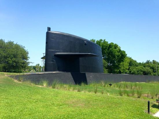Patriots Point Cold War Submarine Memorial
