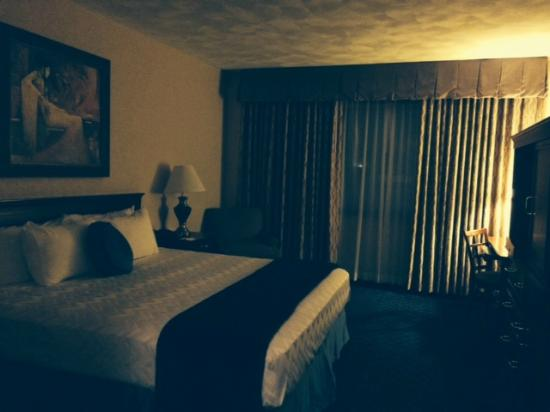 The Parkway Hotel: Room