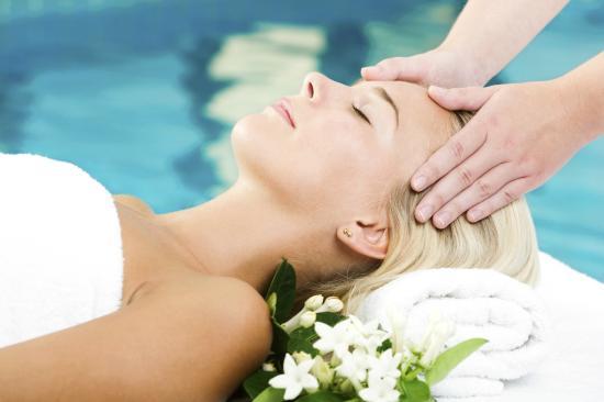 Nanaimo, Kanada: Head and Shoulder Massage