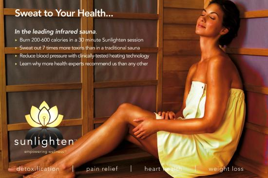 Nanaimo, Kanada: Far-Infra Red Sauna: Burn calories, detoxification,pain relief,skin care,strengthen immune syste