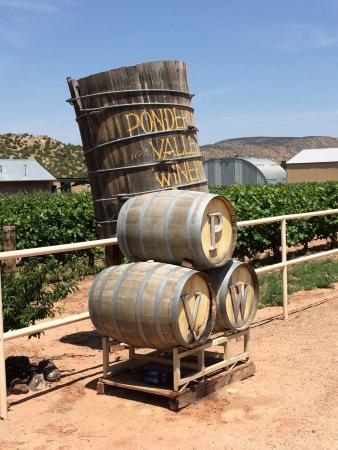 Ponderosa Valley Vineyards