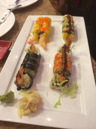 Kyoto Sushi & Japanese Steakhouse
