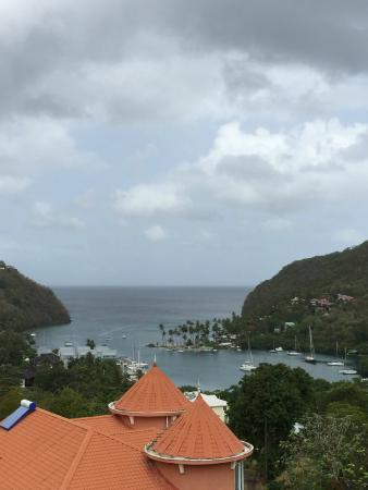 View from Julietta's