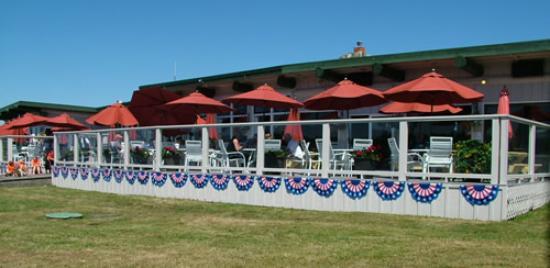 Lopez Islander Resort : 4th of July at the Islander
