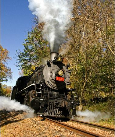 Phillipsburg, NJ: Locomotive #142