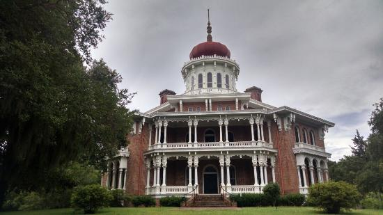 Natchez, MS: Longwood