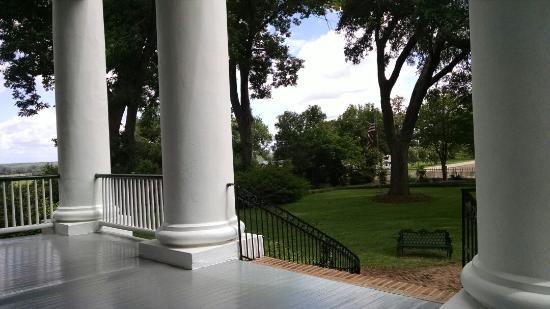Natchez, MS: Rosalie Mansion